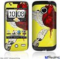 HTC Droid Eris Skin - Empathically Simulated