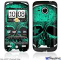 HTC Droid Eris Skin - Greenskull
