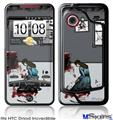 HTC Droid Incredible Skin - With Excessive Devotion