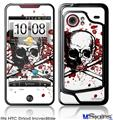 HTC Droid Incredible Skin - Bleed so Pretty