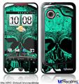 HTC Droid Incredible Skin - Greenskull