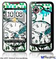 HTC Droid Incredible Skin - Question of Time